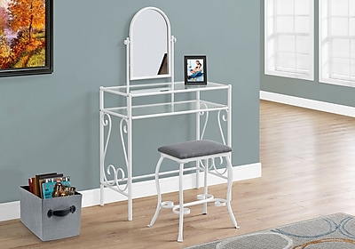 Monarch Specialties Accent & Coffee Tables White I 3394