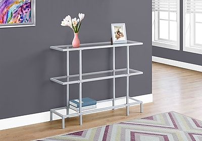 Monarch Specialties Accent & Coffee Tables Silver I 2109