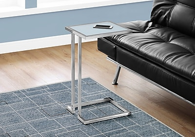 Monarch Specialties Accent & Coffee Tables Chrome I 3219