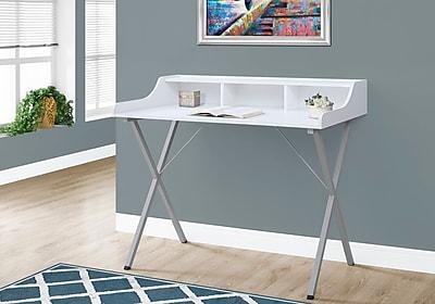 Monarch Specialties Computer Desk White I 7200