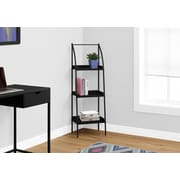 Monarch Specialties Bookcase Black I 7227