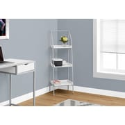 Monarch Specialties Bookcase White I 7229
