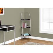 Monarch Specialties Bookcase Cappuccino I 7230