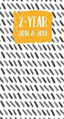 Tf Publishing 2018 Confetti 2 Yr Pocket Planner (18-7221)