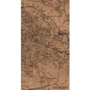 Tf Publishing 2018 Kraft Map 2 Yr Pocket Planner (18-7215)