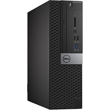 Dell Optiplex 5050 Intel Core i5-7600 X4 3.5GHz 8GB 756GB Win10, Black (Certified Refurbished)