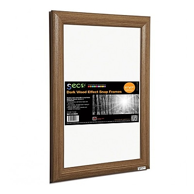 Seco® Front Load Easy Open Snap Poster Frame, 11