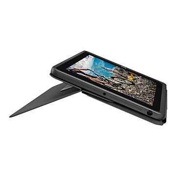 "Logitech 920-009312 Rugged Folio Keyboard Case for 10.2"" iPad, Gray"