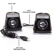 GOgroove 2MX LED Computer Speakers (4748052)