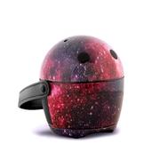 GOgroove Pal Bot Space Galaxy Robot Rechargeable Portable Speaker (4456588)