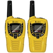 Click here to buy Cobra 23 Mile 2 Way Radios, 2 Pack (CX335).