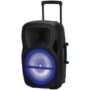 "Naxa, 12"" Portable Bluetooth DJ/PA Speaker, Black, (NDS-1203)"