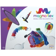 Wowwee Magnaflex Magnetic Construction Toy, Rainbow Kit (3637)