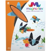 Wowwee Magnaflex Magnetic Construction Toy, Animals Kit (3642)