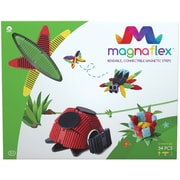 Wowwee Magnaflex Magnetic Construction Toy, Critters Kit (3635)