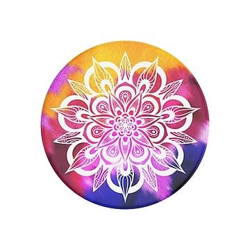 PopSockets PopGrip Passion Fruit Mandala Grip for Most Smartphones (802545)