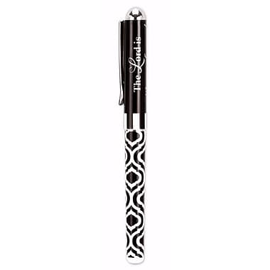 Brownlow Gift Scripture Rollerball Pen-Lord Is with Me (ANCRD2177350)