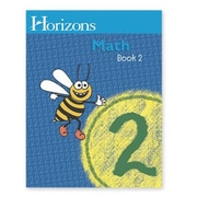 Alpha Omega Publications Horizons Math 2 Student Book 1 (APOP206)