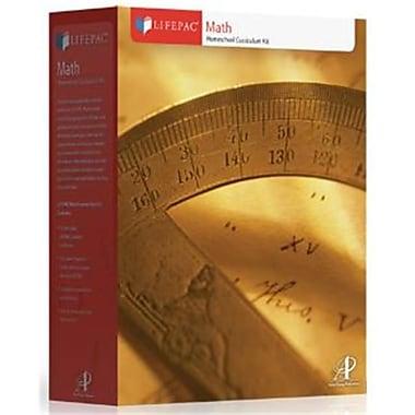 Alpha Omega Publications Area-Square Measurement Quarter Inch (APOP668)