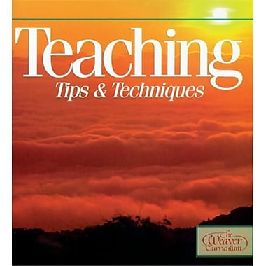 Alpha Omega Publications Teaching Tips and Techniques (APOP403)