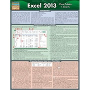 BarCharts Excel 2013 Pivot Tables & Charts (BARCH445)