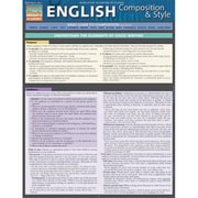 BarCharts English Composition & Style (BARCH443)