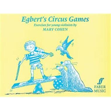 Alfred Egbert Series- Egbert s Circus Games - Music Book (ALFRD46771)