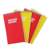 Home Plus G7041N Spiral Memo Books - Pack of 36 (ACHR10939)