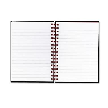 Pink & Black Twinwire Hardcover Notebook (AZTY11117)