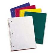 Tops Products Earthwise Recycled Single Subject Notebooks, White - 80 Sheets (AZTY15758)