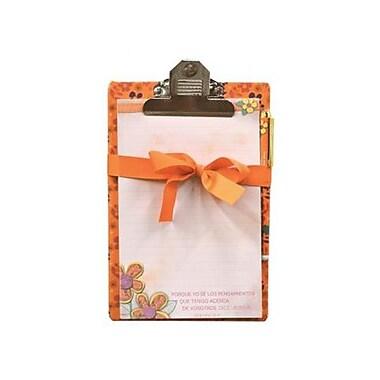 Divinity Boutique Spanish - Clipboard Pad & Pen Set - Plans No. 24309 (ANCRD84511)