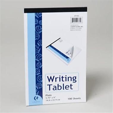 DDI Paper Writing White Plain Pad, 5.75 x 9 in. (DLR52431)