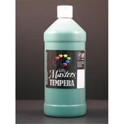 Rock Paint- Handy Art Little Masters Green 32Oz Tempera Paint (EDRE35936)