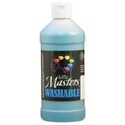 Little Masters. Washable Paint, Turquoise, 16 oz (AZERTY20177)