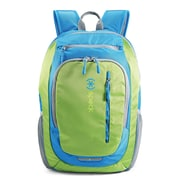 Candlepin Backpack Blue and Green