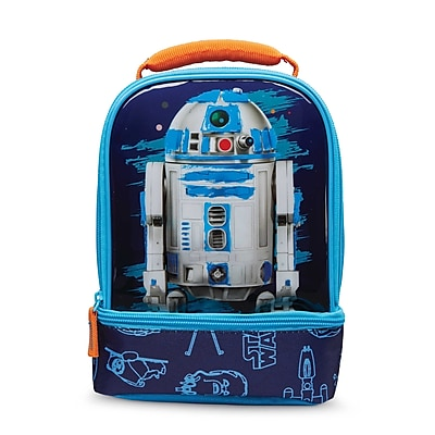 Samsonite R2D2 Lunch Tote, 10