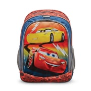 American Tourister Disney Cars Backpack, Polyester, Small (89071-4429)