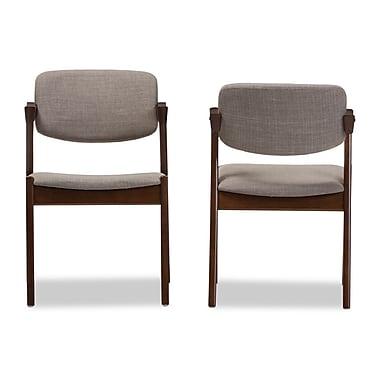 Baxton Studio Elegant Dining Chair