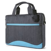 Wave Laptop Messenger Bag 12-13 Inch, SkyBlue