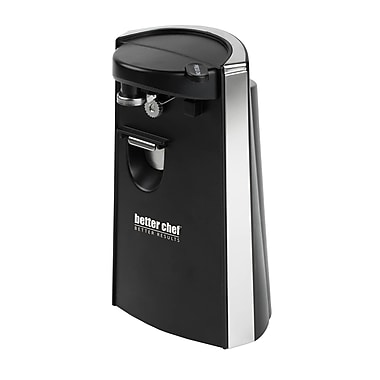 Better Chef Deluxe Can Opener in Black (IM-835S)