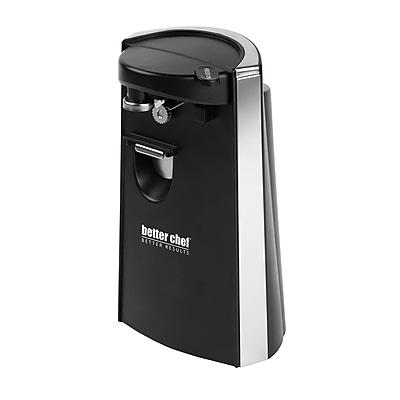 Better Chef Deluxe Can Opener in Black (IM-835S)