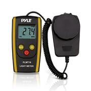 Pyle Digital Lux Light Meter / Photometer, Yellow (PLMT16)
