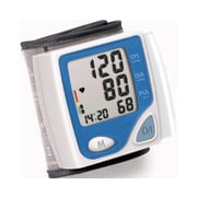 AdirMed 946-01-BLU Wrist Blood Pressure Monitor