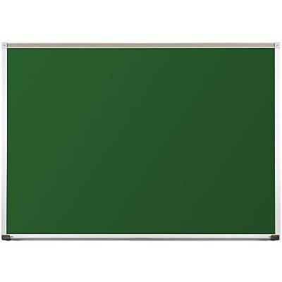 Best-Rite Green Porcelain Steel Chalkboards with Deluxe Aluminum Trim, 4 x 16 Feet (104AP-20)