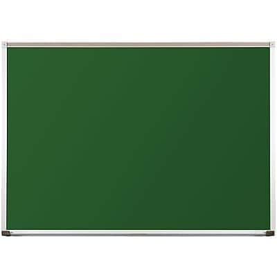Best-Rite Green Porcelain Steel Chalkboards with Deluxe Aluminum Trim, 4 x 12 Feet (104AM-20)
