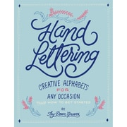 Macmillan Publishers SM-22056 Hand Lettering Book