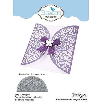 Elizabeth Craft Designs Ec1309 Elizabeth Craft Metal Die By