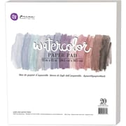 "Prima Marketing 847753 Prima Marketing Watercolor Paper Pad 12""X12"" 20/Pkg-"