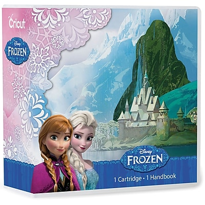 Provo Craft 2002693 Cricut Shape Cartridge-Disney Frozen