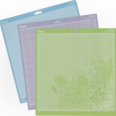 Provo Craft 2003546 Cricut Adhesive Back Cutting Mats 12
